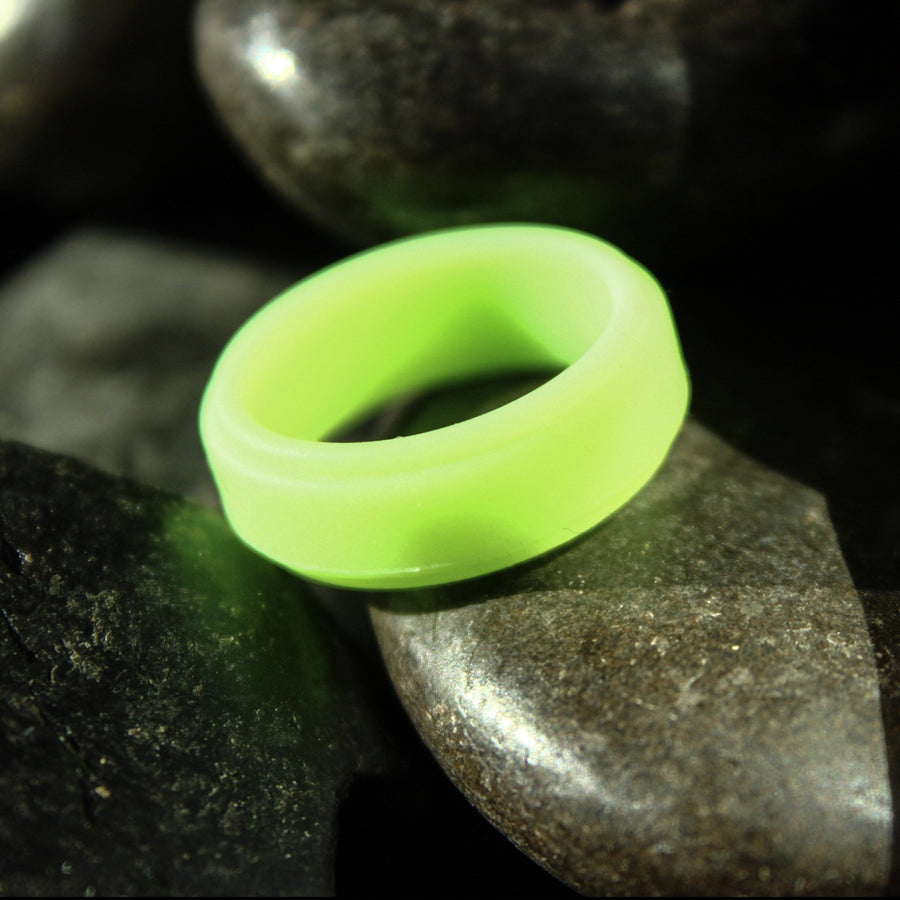 The Olympian Silicone Glow Ring