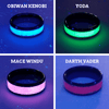 Lightsaber Glow Rings