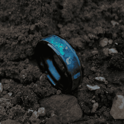 The Constellation Glow Ring - Blue, Green, And Purple