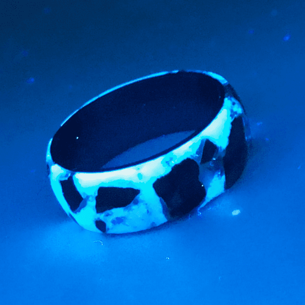 Custom 8mm Glow Ring
