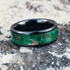 .223 Gunpowder Bullet Glow Ring