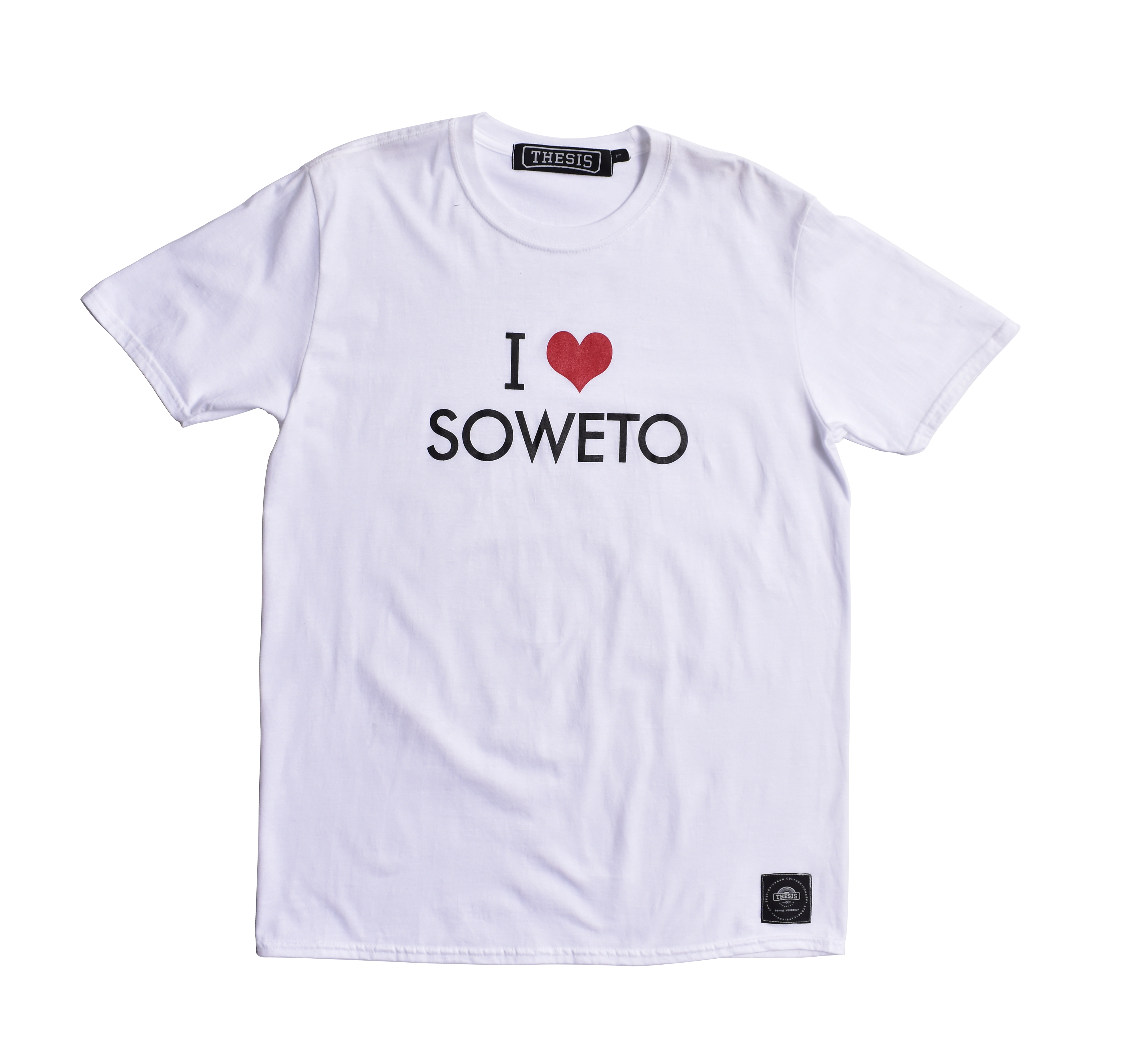 I Love Soweto / White