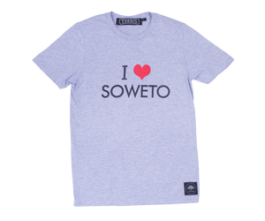 I Love Soweto / Grey