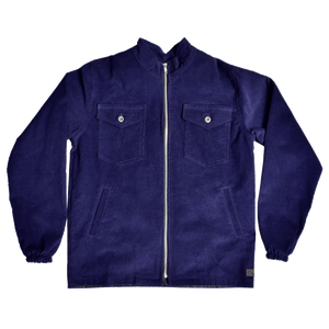 Thesis Corduroy Jacket Blue