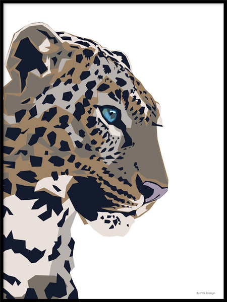 Poster: Animal #83, av PIEL Design