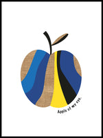 Poster: Apple of my eye, av Paperago