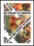Poster: Autumn, av Jessica Ahrling