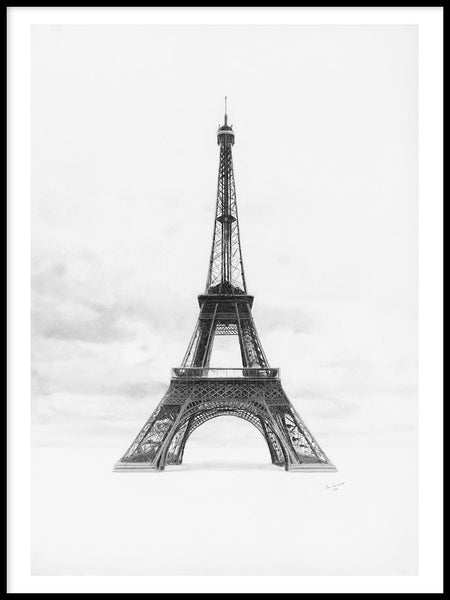 Poster: I dreamt I was in Paris, av Per Svanström