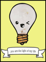Poster: Kids Light, av Grafiska huset