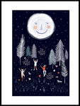 Poster: Moon Dance, av Susse Collection