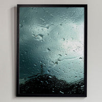 Poster: Rainstorm, av By Lorentzon
