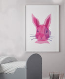 Poster: Sister Rabbit, av By Vogt