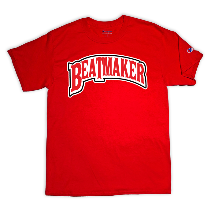 Beatmaker T-Shirt (Red)