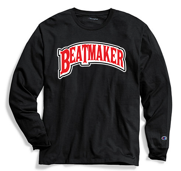 Beatmaker Long Sleeve (Black)