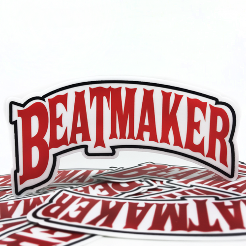 Beatmaker Sticker Pack