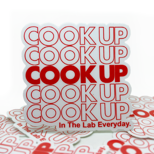Cook Up Sticker Pack