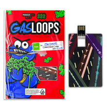 CTM Cookies Loop Pack + Flash Drive (ChaseTheMoney X GasLoops)