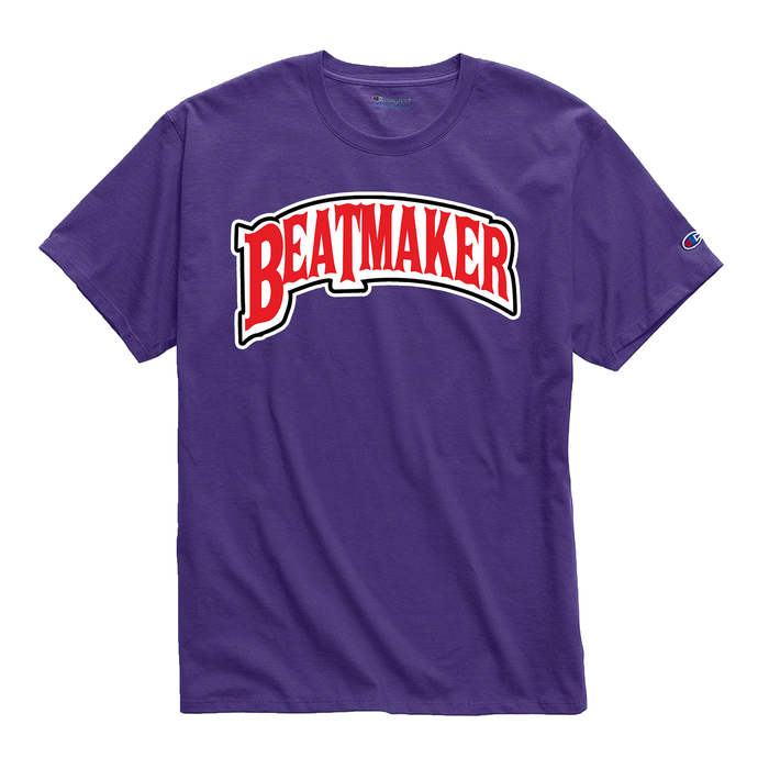 Beatmaker T-Shirt (Purple)