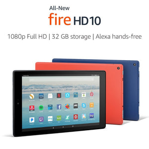 "Amazon Fire HD 10.1"" Tablet"