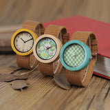 Montre en Bois Women-Love Wood