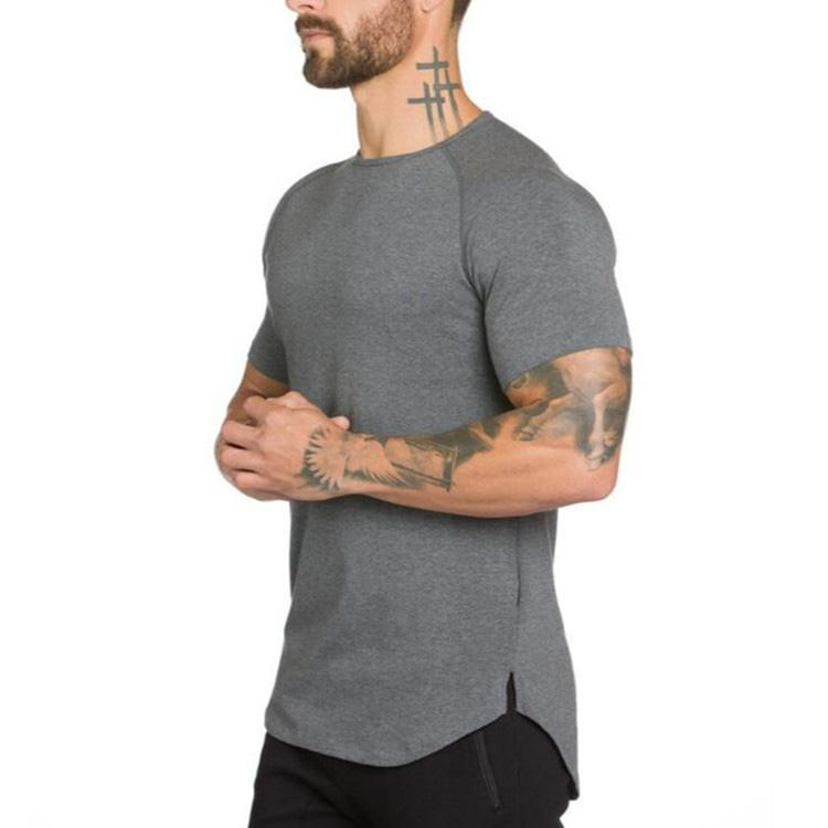 Gym fashion tee shirt