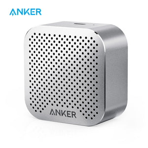 Portable Bluetooth Speaker with Built-In Mic