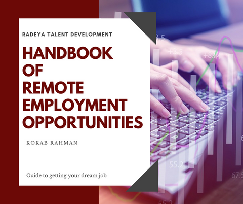 Handbook of Remote Employment Opportunities