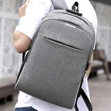 Unisex InStyle USB Charger Backpack