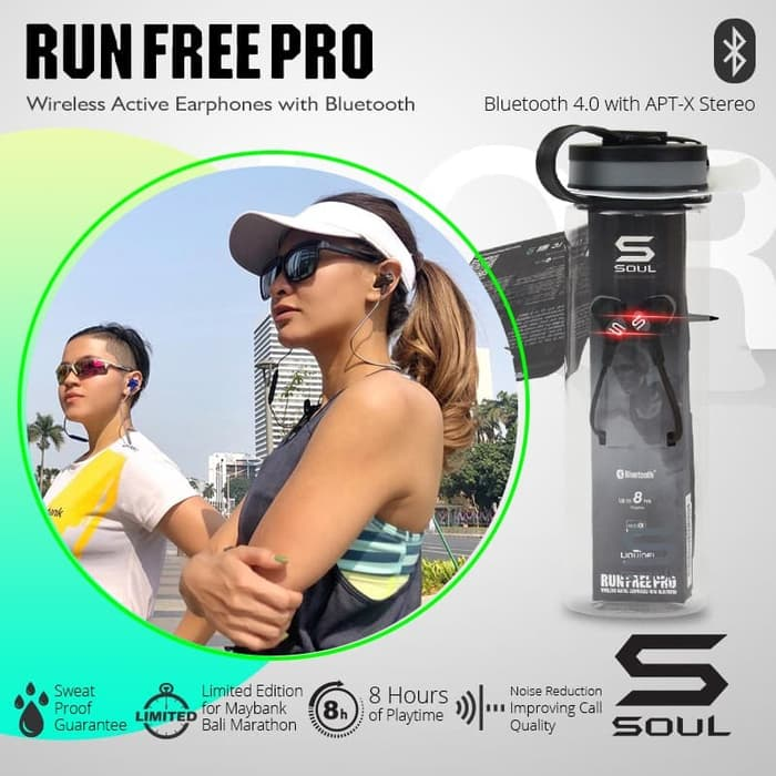 Run Free Pro - Bottle