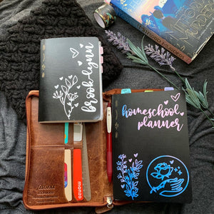 2021 Journal's and Planner Lineup - What I'm Using for the new year!