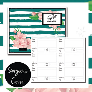 Gift Tracker - BrookeEvahPrints