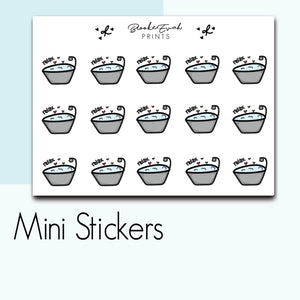 Mini Bath Stickers-  BEPM103