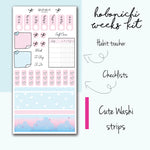 Hobonichi Weeks Kit- Candy Island, HK001 - BrookeEvahPrints