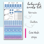 Hobonichi Weeks Kit- Mystical Night HK004 - BrookeEvahPrints