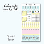 Hobonichi Weeks Kit- Rainbow HK006 - BrookeEvahPrints