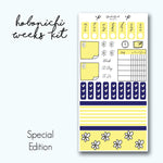 Hobonichi Weeks Kit- Daisy Spring HK008 - BrookeEvahPrints