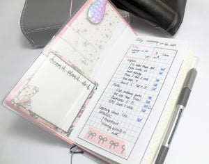 Hobonichi Weeks Daily Grid - BrookeEvahPrints