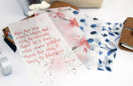 Cherry Blossom Vellum Set - BrookeEvahPrints