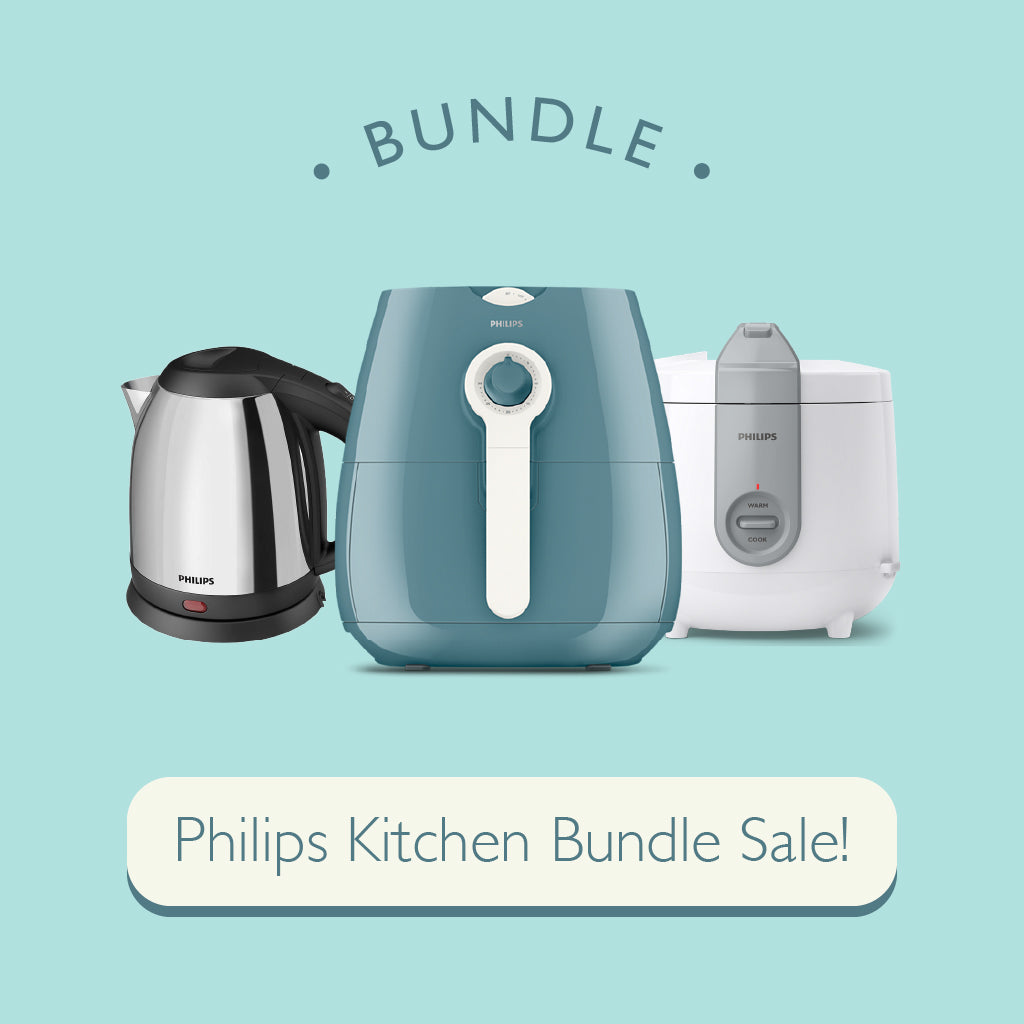 Kitchen Must Haves: Philips Daily Collection Bundle