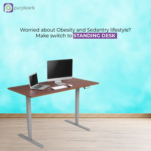 Worried about Obesity and Sedantry lifestyle? Make switch to standing desk