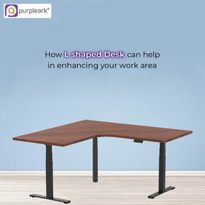 How L shaped Desk can help in enhancing your work area