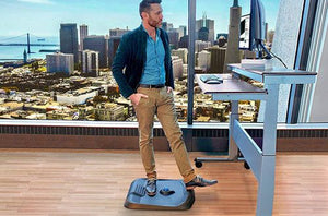 Supercharge Your Standing Desk Experience with Standing Desk Mat