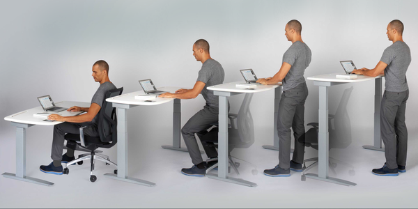 Adjustable Sit-Stand Desks
