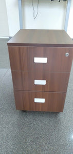 3 Drawer Mobile Pedestal
