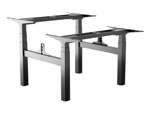 Electric Sit Stand Desk, Back to Back