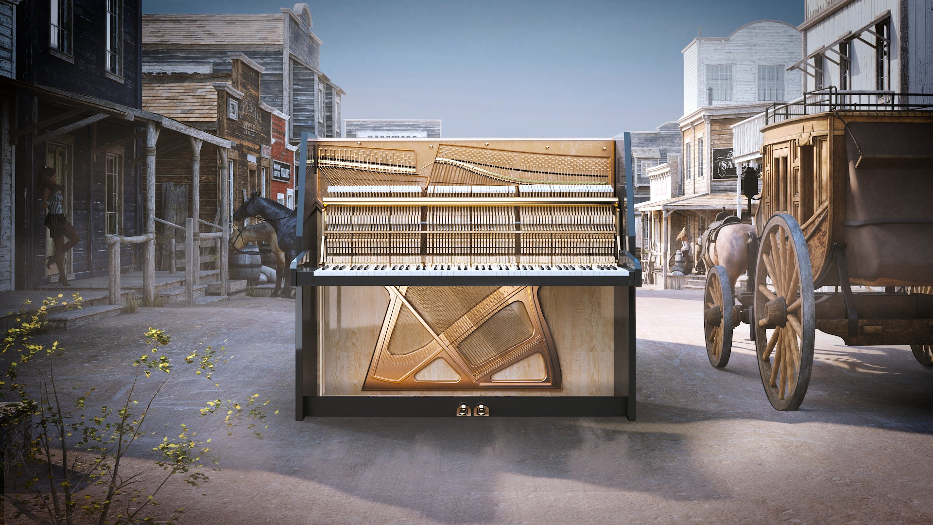 Piano by Voger Design