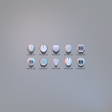 Dials Light Set Vol. 1