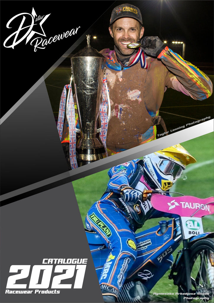 dstar racewear - speedway and grasstrack kevlar suits - covec