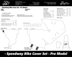 dstar speedway bike covers pro model