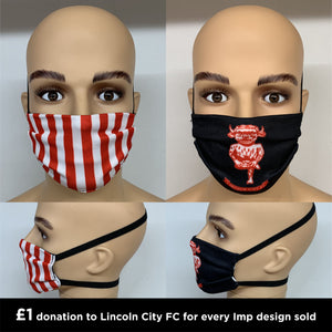 KIDS - Lincoln City FC - Imp - Stripe